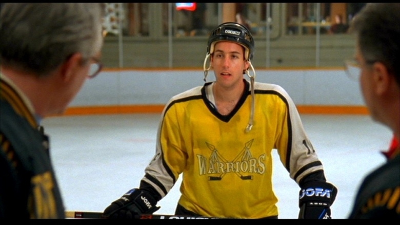Adam Sandler Happy Gilmore Hockey